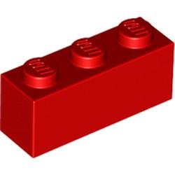 Red Brick 1 x 3