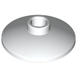 White Dish 2 x 2 Inverted (Radar) - new