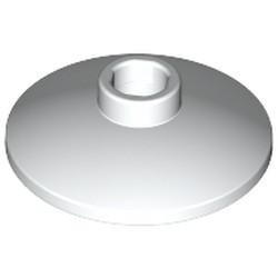 White Dish 2 x 2 Inverted (Radar)