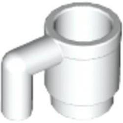 White Minifigure, Utensil Cup