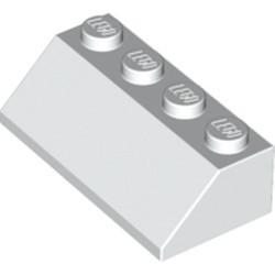 White Slope 45 2 x 4