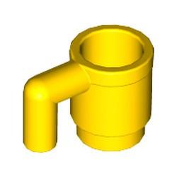 Yellow Minifigure, Utensil Cup