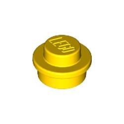 Yellow Plate, Round 1 x 1 - new