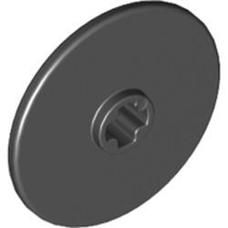 Black Technic, Disk 3 x 3 - used