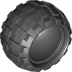 Black Tire 43.2 x 28 S Balloon Small