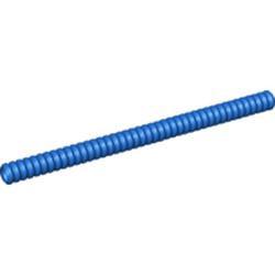 Blue Hose, Ribbed 7mm D. 14L / 11.2cm