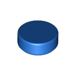 Blue Tile, Round 1 x 1 - new