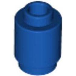 Blue-Violet Brick, Round 1 x 1 Open Stud - used