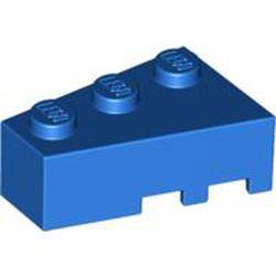 Blue Wedge 3 x 2 Left
