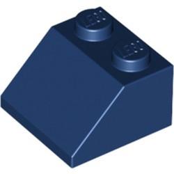 Dark Blue Slope 45 2 x 2 - new
