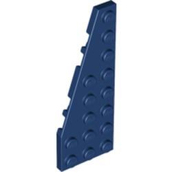 Dark Blue Wedge, Plate 8 x 3 Left