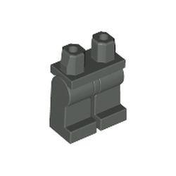 Dark Gray Hips and Legs Plain (Monochrome) - used
