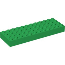 Green Brick 4 x 12 - used