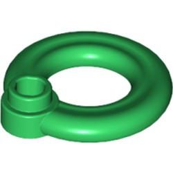 Green Minifigure, Utensil Flotation Ring (Life Preserver) - used