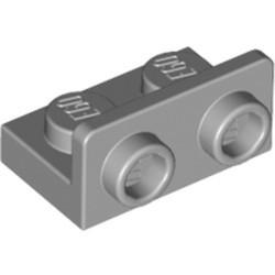 Light Bluish Gray Bracket 1 x 2 - 1 x 2 Inverted - used