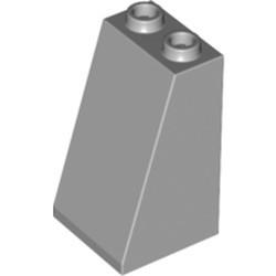 Light Bluish Gray Slope 75 2 x 2 x 3 - Hollow Studs