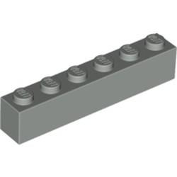 Light Gray Brick 1 x 6