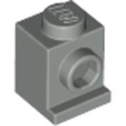 Light Gray Brick, Modified 1 x 1 with Headlight