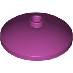 Magenta Dish 3 x 3 Inverted (Radar) - new
