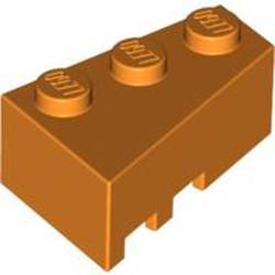 Orange Wedge 3 x 2 Right
