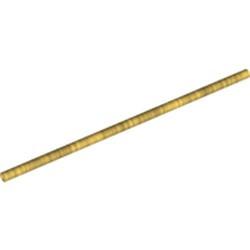Pearl Gold Hose, Rigid 3mm D. 12L / 9.6cm