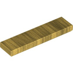 Pearl Gold Tile 1 x 4