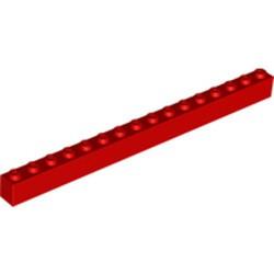 Red Brick 1 x 16