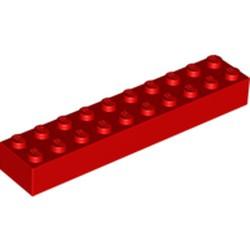 Red Brick 2 x 10