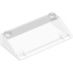 Trans-Clear Slope 33 3 x 6 without Inner Walls - new