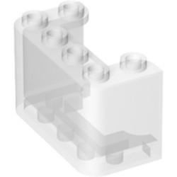 Trans-Clear Windscreen 2 x 4 x 2 Vertical
