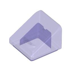 Trans-Purple Slope 30 1 x 1 x 2/3