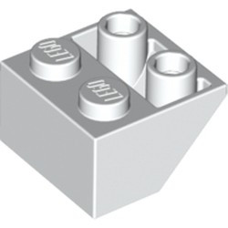 White Slope, Inverted 45 2 x 2