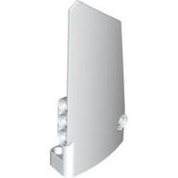 White Technic, Panel Fairing #18 Large Smooth, Side B