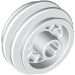 White Wheel 30.4 x 14 VR
