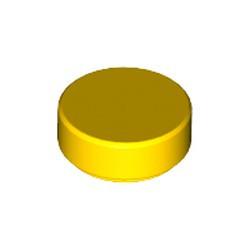 Yellow Tile, Round 1 x 1