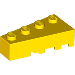 Yellow Wedge 4 x 2 Left - used