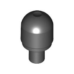 Black Bar with Light Cover (Bulb) - used / Bionicle Barraki Eye