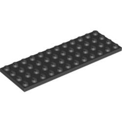 Black Plate 4 x 12