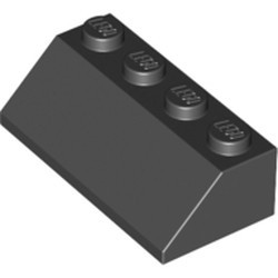Black Slope 45 2 x 4