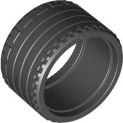 Black Tire 37 x 22 ZR