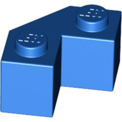 Blue Brick, Modified Facet 2 x 2