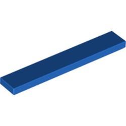 Blue Tile 1 x 6 - new