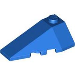 Blue Wedge 4 x 2 Triple Left