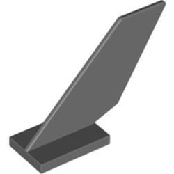 Dark Bluish Gray Tail Shuttle