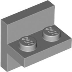 Light Bluish Gray Bracket 2 x 2 - 1 x 2 Centered - new