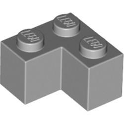 Light Bluish Gray Brick 2 x 2 Corner