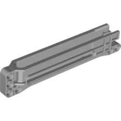 Light Bluish Gray Technic, Gear Rack 1 x 14 x 2 Housing - new