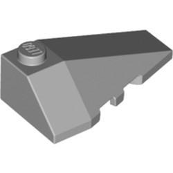 Light Bluish Gray Wedge 4 x 2 Triple Right - used