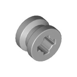 Light Bluish Gray Wheel 8mm D. x 6mm - new
