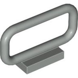 Light Gray Bar 1 x 4 x 2 - used